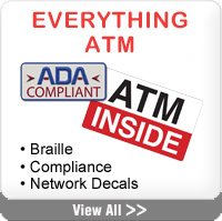 Custom ATM Products