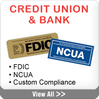 Credit Union & Bank Products